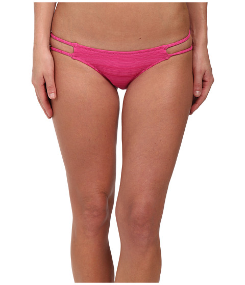 Volcom - Be Mayan Tiny Bottoms (Fiesta Pink) Women