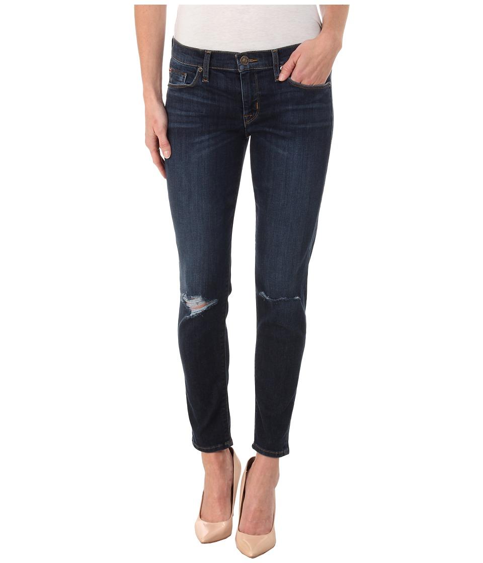 Hudson - Finn Boy Skinny Jeans Distressed in Convoy (Convoy) Women's Jeans