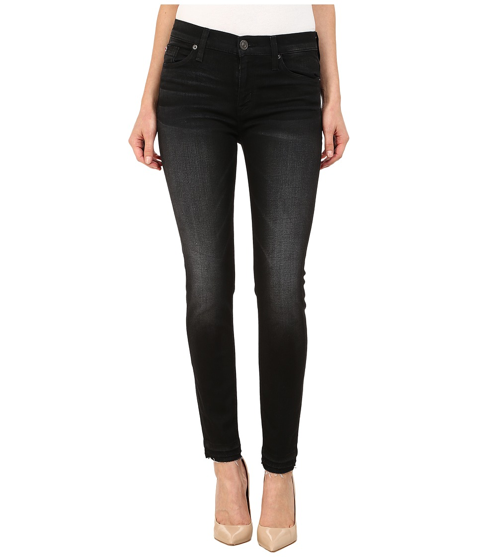 Hudson - Nico Mid Rise Ankle Skinny Jeans in Andromeda (Andromeda) Women's Jeans