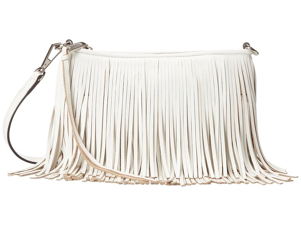 Rebecca Minkoff - Finn Crossbody (White) Cross Body Handbags