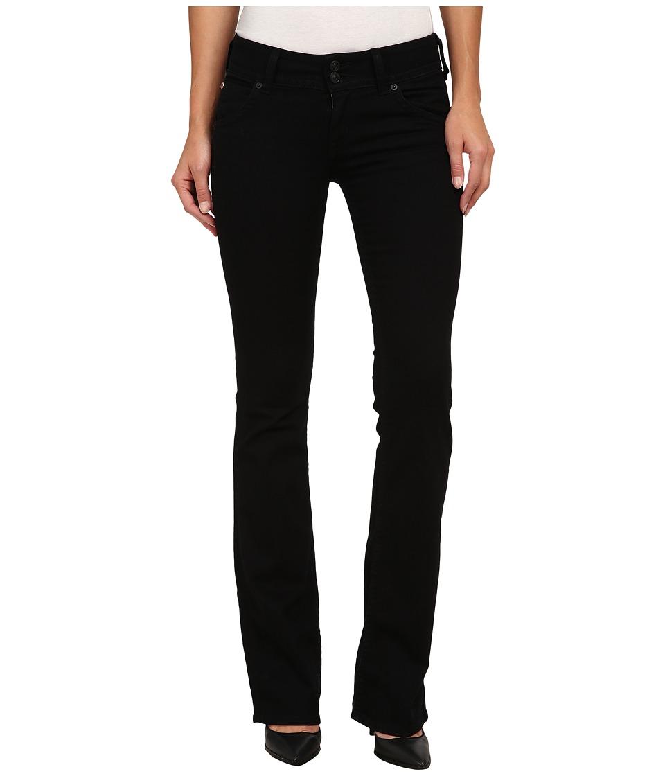 Hudson - Signature Bootcut Jeans in Black Indigo (Black Indigo) Women's Jeans