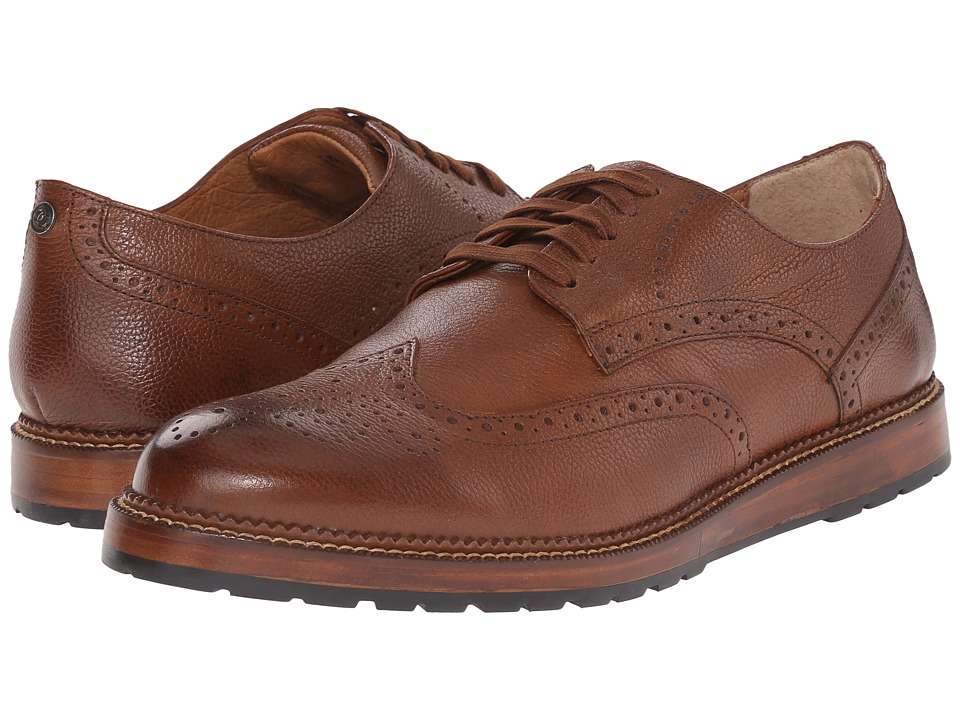 Dr. Scholl's - Braxton - Original Collection (Spiced) Men's Lace Up Wing Tip Shoes