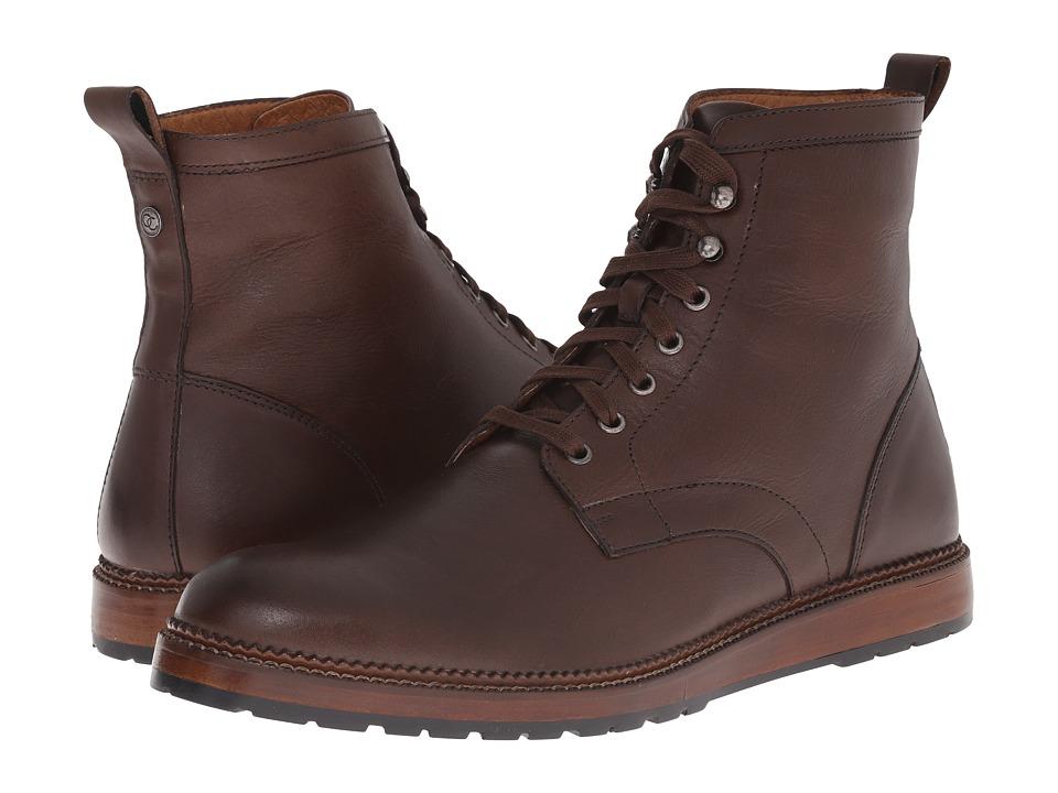 Dr. Scholl's - Burke - Original Collection (Redwood) Men's Lace-up Boots