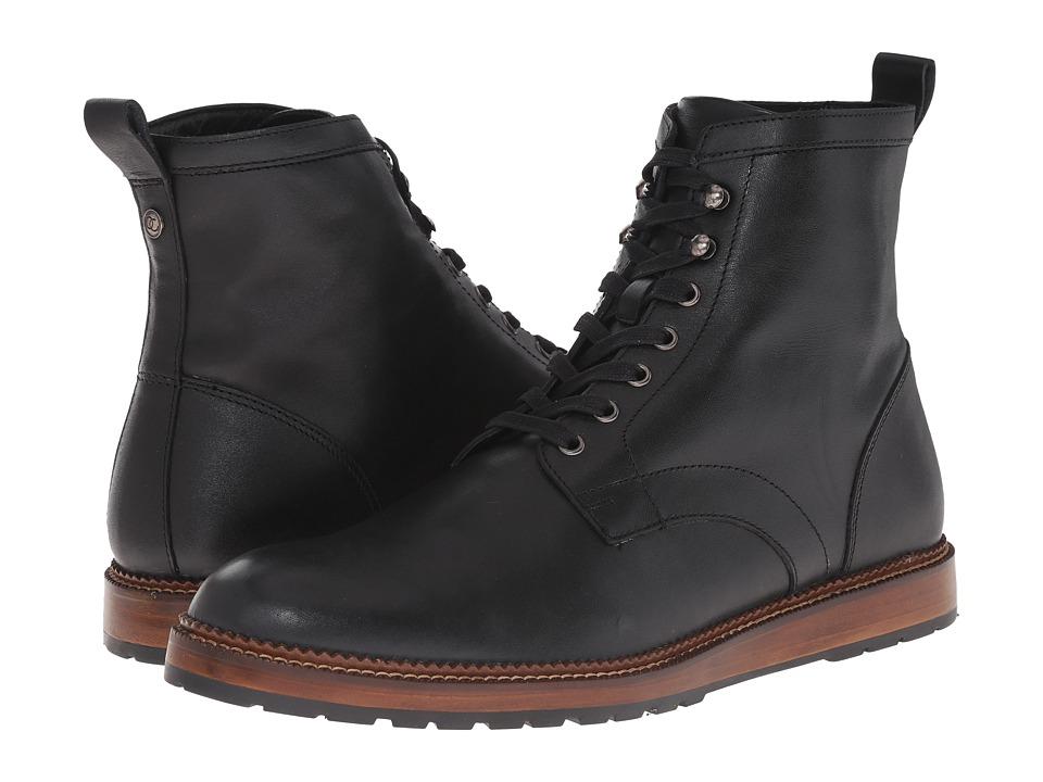 Dr. Scholl's - Burke - Original Collection (Black) Men's Lace-up Boots