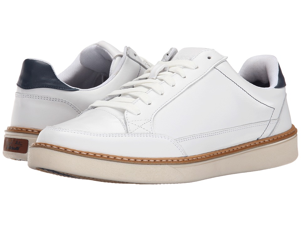 Dr. Scholl's - Trent - Original Collection (White) Men's Shoes