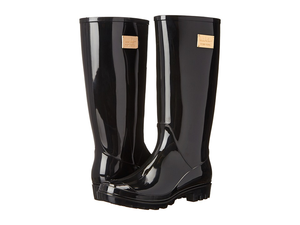 Nicole Miller New York - Rainy Day (Black) Women's Rain Boots