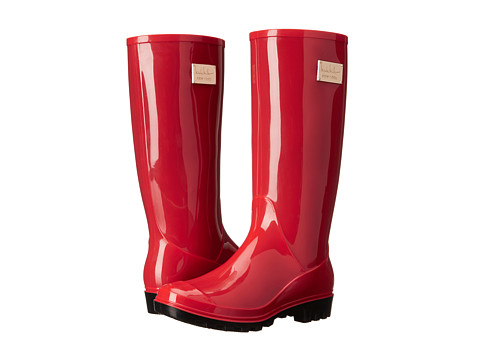 Nicole Miller New York - Rainy Day (Red) Women's Rain Boots