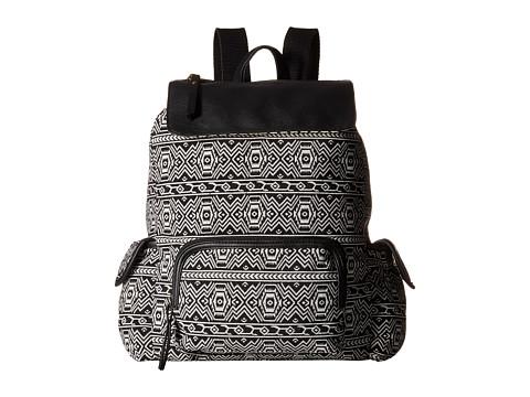 Madden Girl - Btrenddr (Black Aztec) Backpack Bags