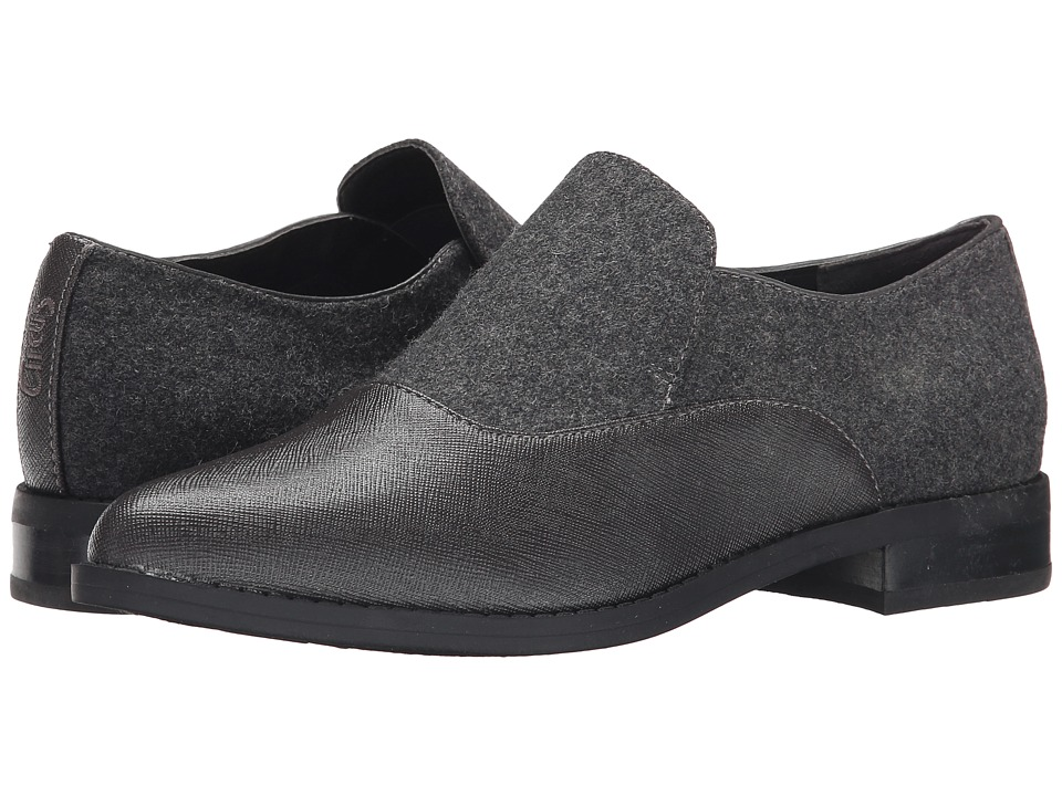 Circus by Sam Edelman - Farrah (Dark Shadow) Women's Slip-on Dress Shoes