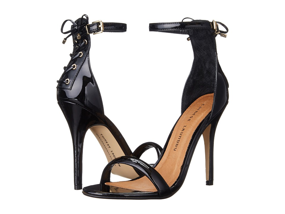 Chinese Laundry Jealous (Black Patent) High Heels