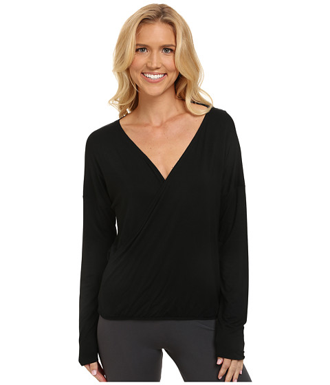 Calvin Klein Underwear - Depth Sleepwear PJ Top (Black) Women's Pajama