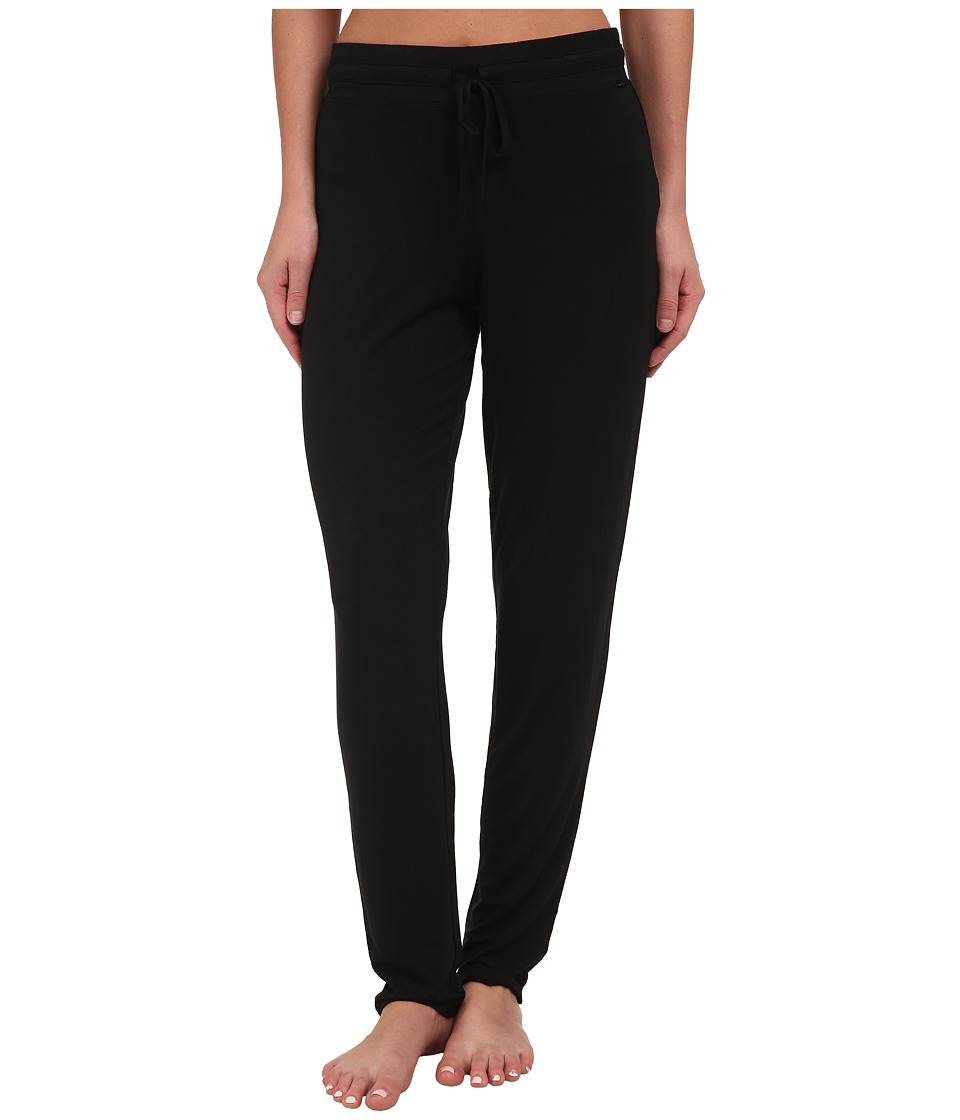 Calvin Klein Underwear - Depth Sleepwear PJ Pants (Black) Women