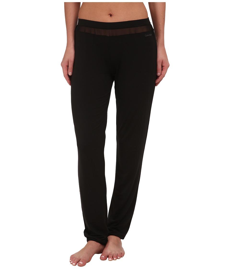 Calvin Klein Underwear - Naked Touch PJ Pants (Black) Women's Pajama