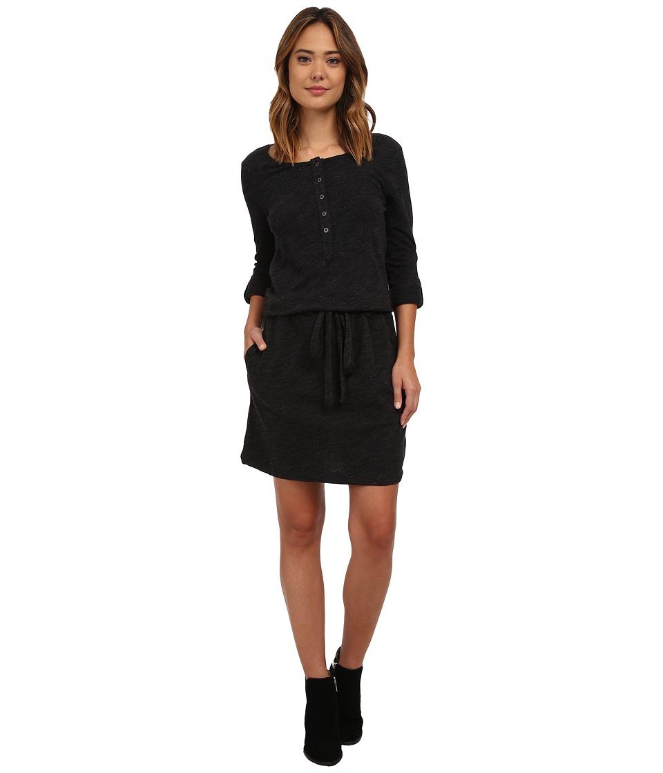 Dylan by True Grit - Jaspe Long Sleeve Dress (Vintage Black) Women's Dress