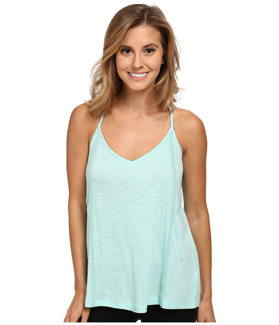 P.J. Salvage - Paradise Palm Sleep Tank Top (Mint) Women's Pajama