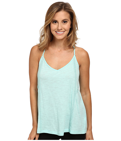P.J. Salvage - Paradise Palm Sleep Tank Top (Mint) Women