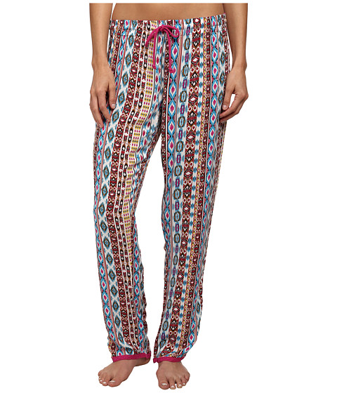 P.J. Salvage - Wanderlust Sleep Pants (Multi Aztec) Women