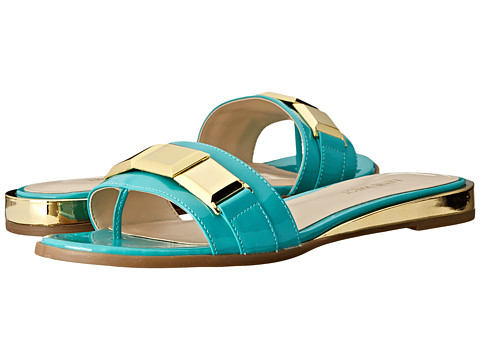 Nine West - Xtina (Turquoise Synthetic) Women