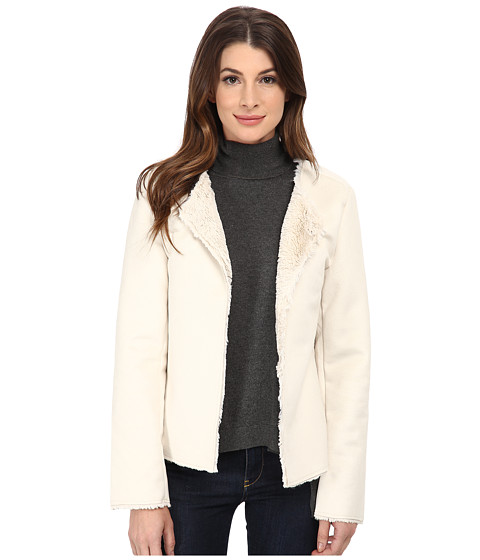 Dylan by True Grit - Reversable Jacket (Winter White) Women