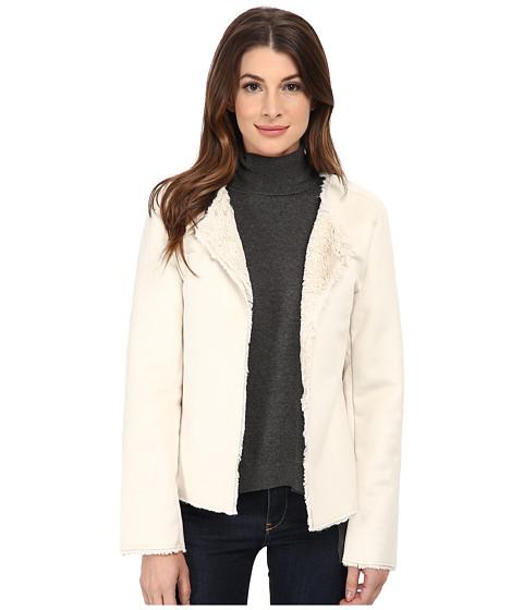 Dylan by True Grit - Reversable Jacket (Winter White) Women