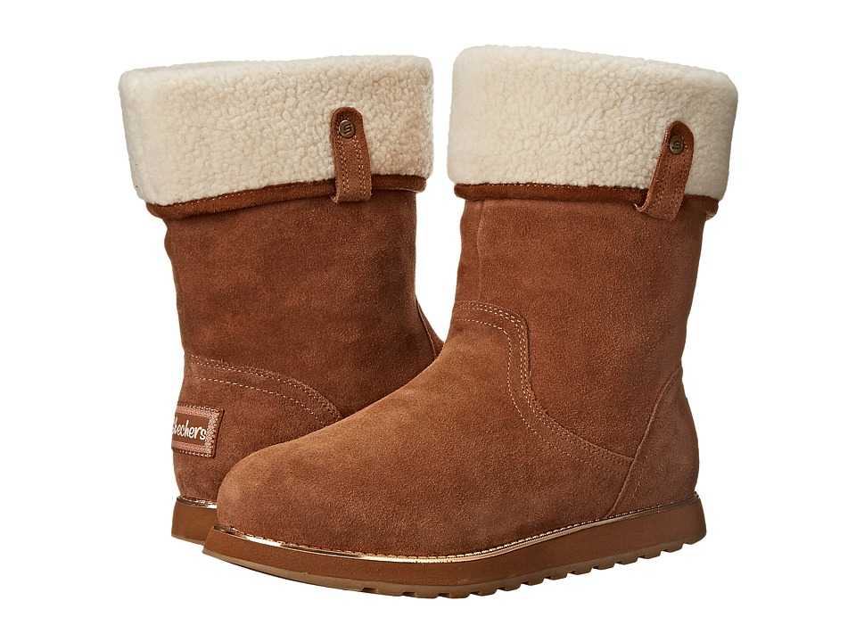 SKECHERS - Keepsakes - Trimmings (Chestnut) Women