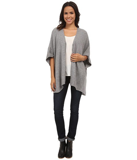 Soft Joie - Zami 6595-K1920 (Heather Grey) Women's Sweatshirt