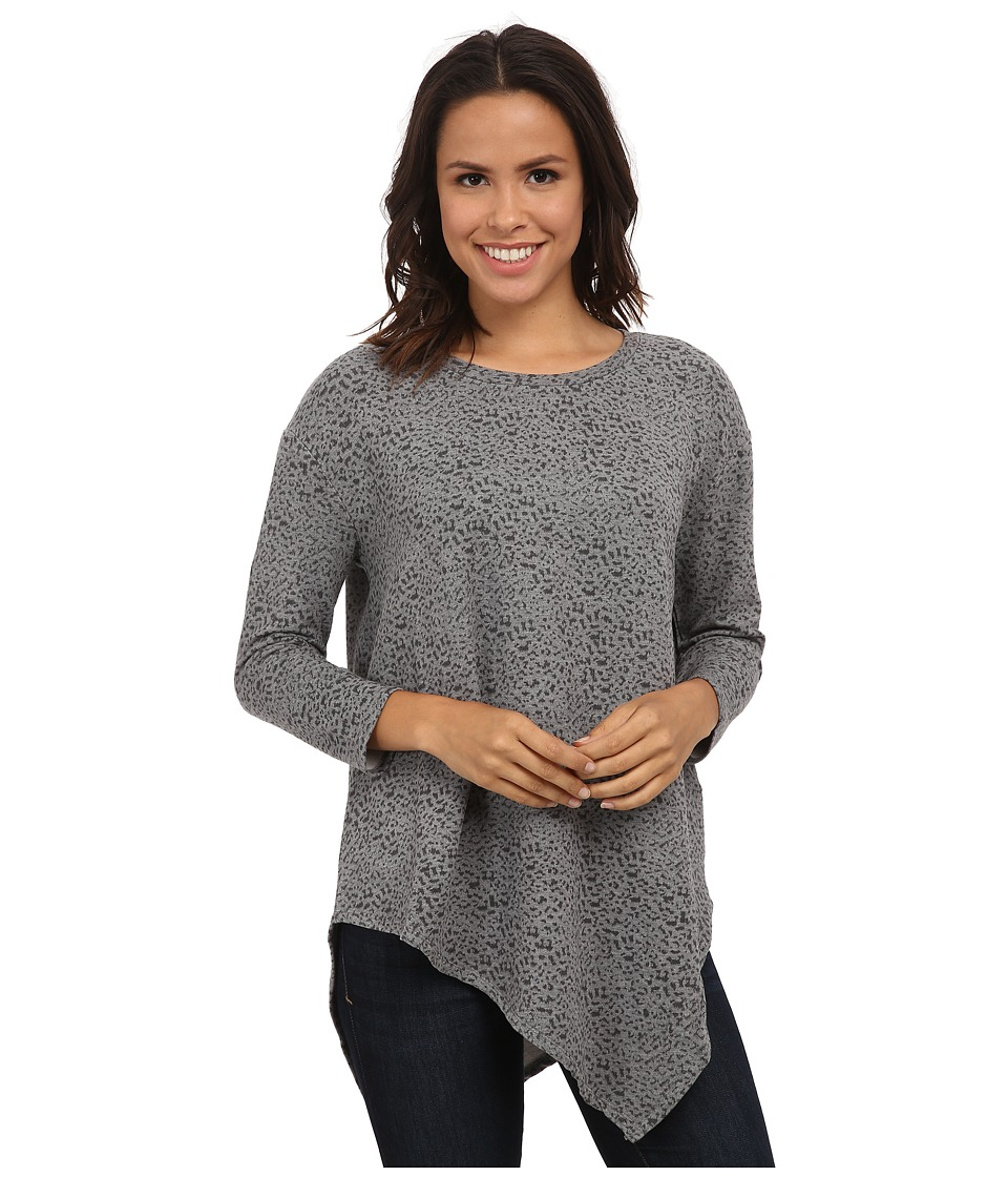 Soft Joie - Tammy T 6533-27878T (Heather Grey) Women's Sweatshirt