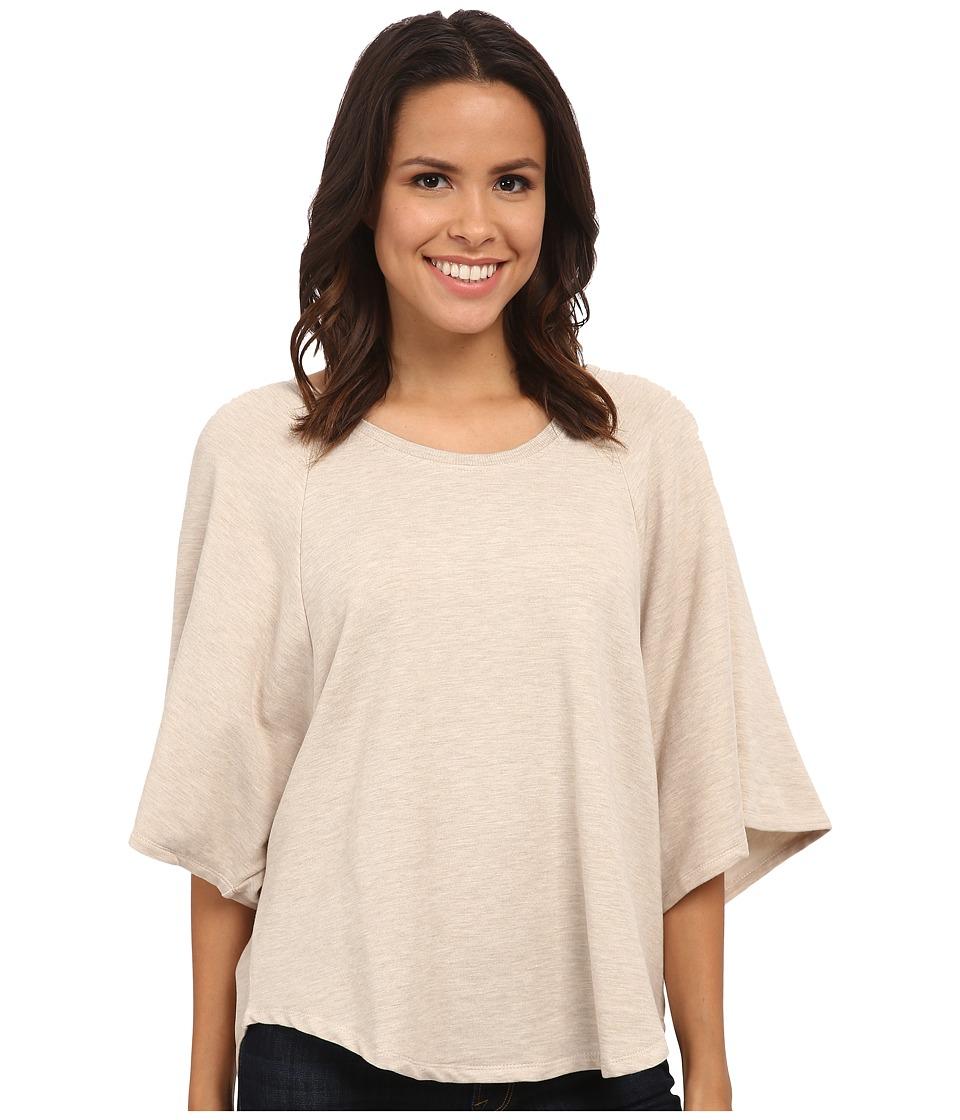Soft Joie - Kennice 6067A-T3000 (Heather Oatmeal) Women's Sweatshirt