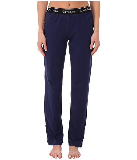 Calvin Klein Underwear - Comfort Cotton Sleepwear Jersey Pants (Coastal) Women