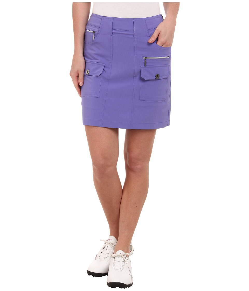 Jamie Sadock - Airwear Light Weight 18 in. Skort (Gatsby Purple) Women's Skort