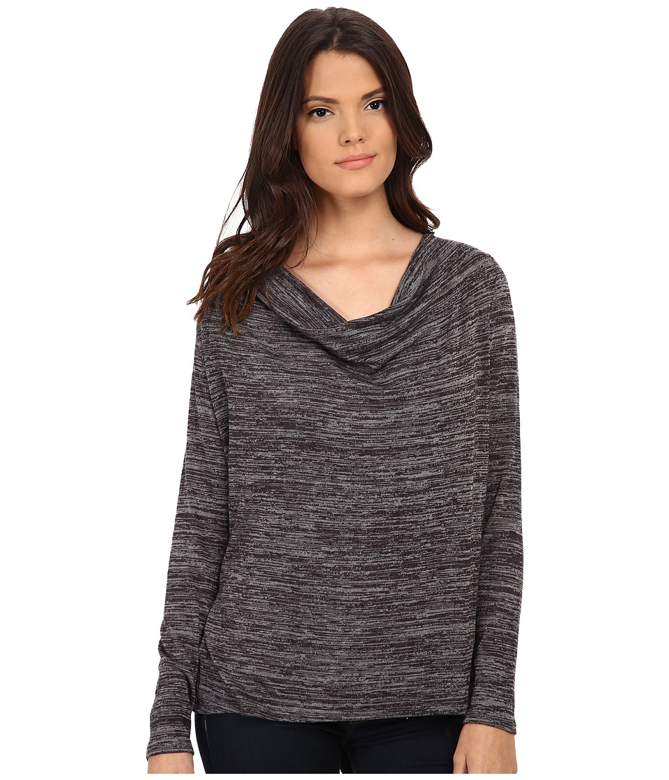 Soft Joie - Yulienne 5856-T28077 (Heather Charcoal) Women's Clothing
