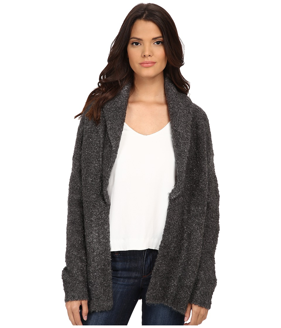 Soft Joie - Grayden 6532-K1939 (Dark Grey) Women's Clothing