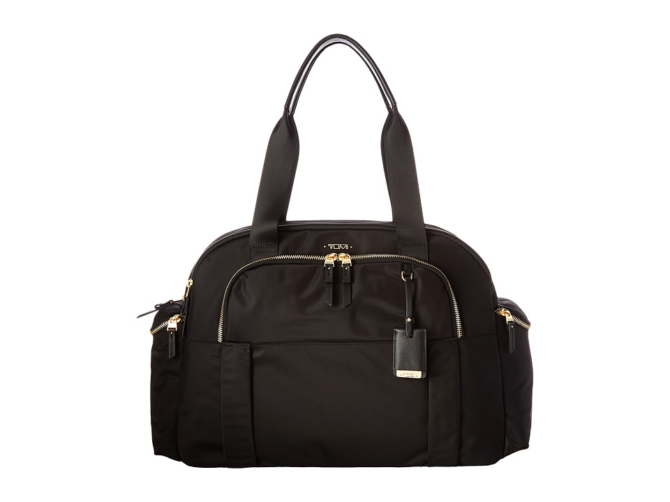 Tumi - Voyageur - Vallarta Utility Bag (Black) Bags