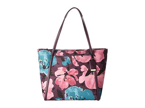 Tumi - Q-Tote (Peony Floral) Tote Handbags