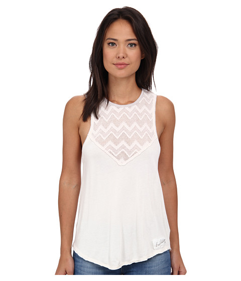 Free People - Jersey Bleachers Graphic (Ivory Combo) Women's Blouse
