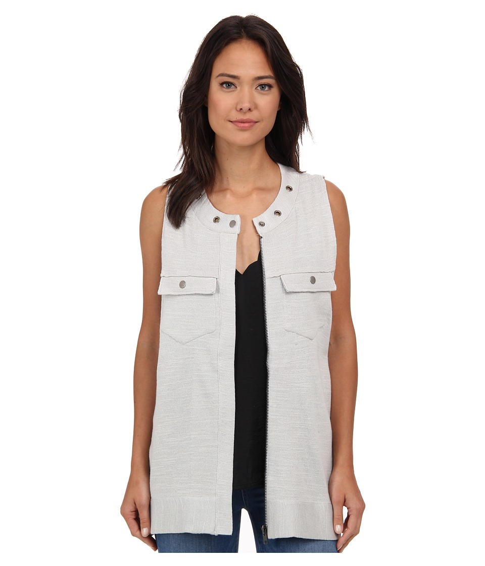 Free People - Highway Vest (Shark) Women's Vest