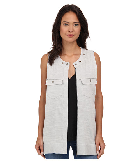 Free People - Highway Vest (Shark) Women