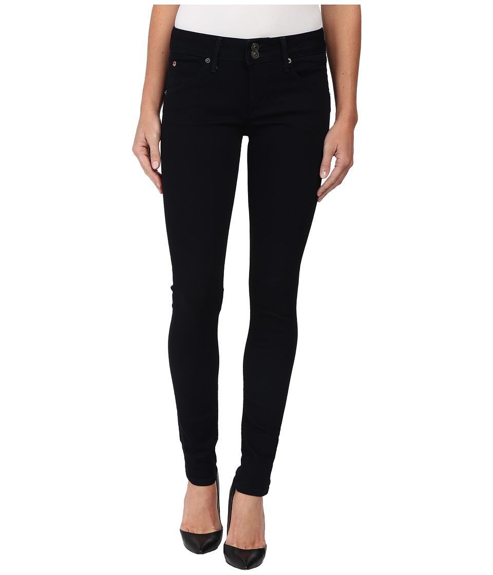 Hudson - Collin Mid Rise Skinny Jeans in Zerene (Zerene) Women's Jeans