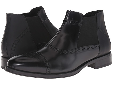 Kenneth Cole Black Label - Boil Over (Black) Men's Shoes