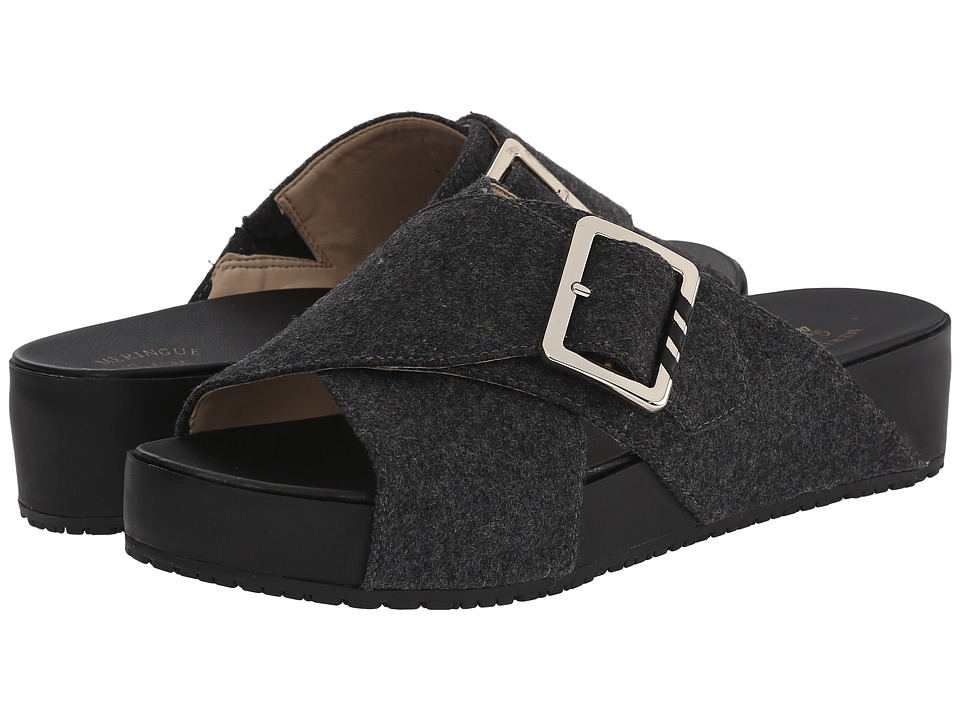 Dr. Scholl's - Flight Original Collection (Charcoal Flannel) Women's Sandals
