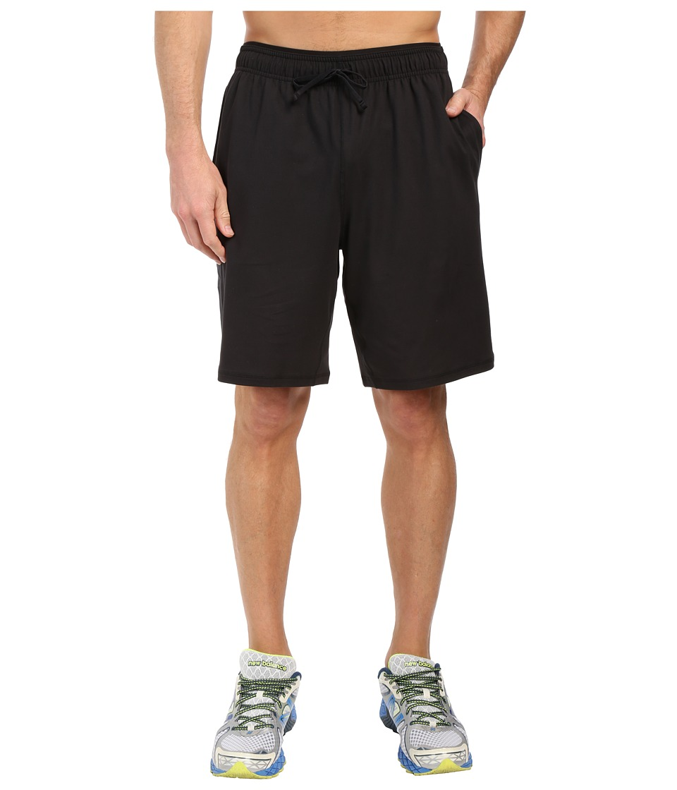 New Balance - Transit Knit Shorts (Black) Men's Shorts