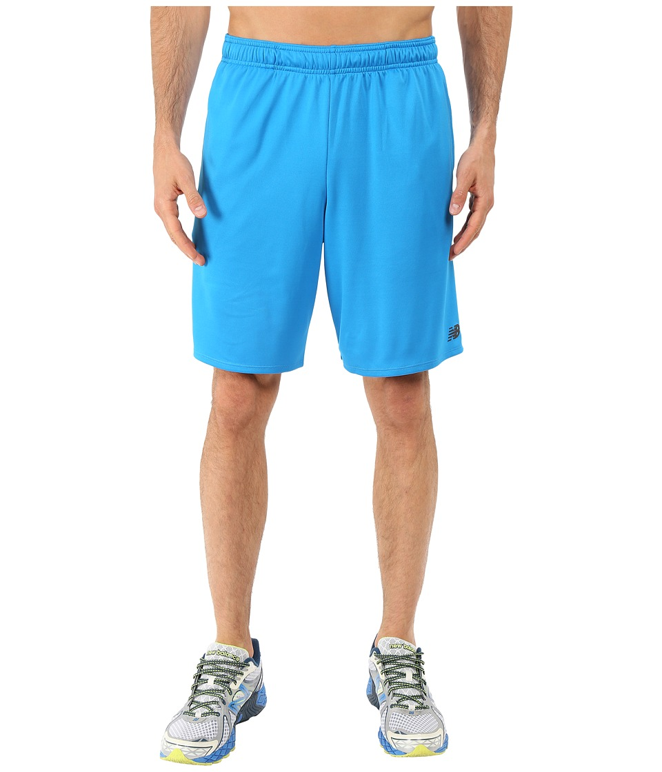 New Balance 9 Knit Versa Short (Sonar) Men