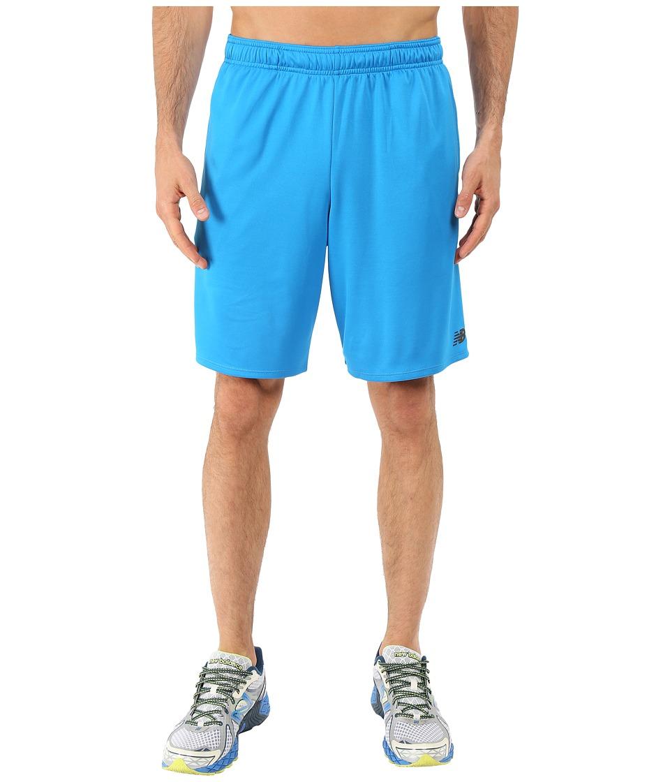 New Balance - 9 Knit Versa Short (Sonar) Men's Shorts