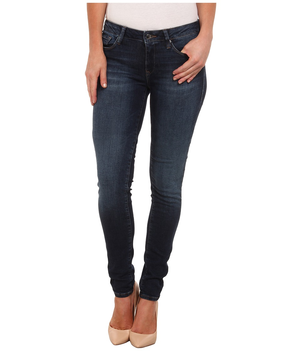 Mavi Jeans - Adriana in Deep Super (Dark Blue) Women's Jeans