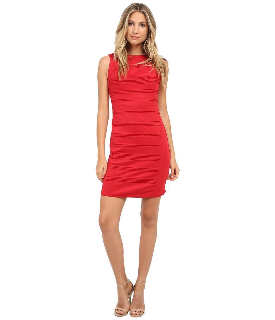 rsvp - Blushing Violet Dress (Red) Women's Dress