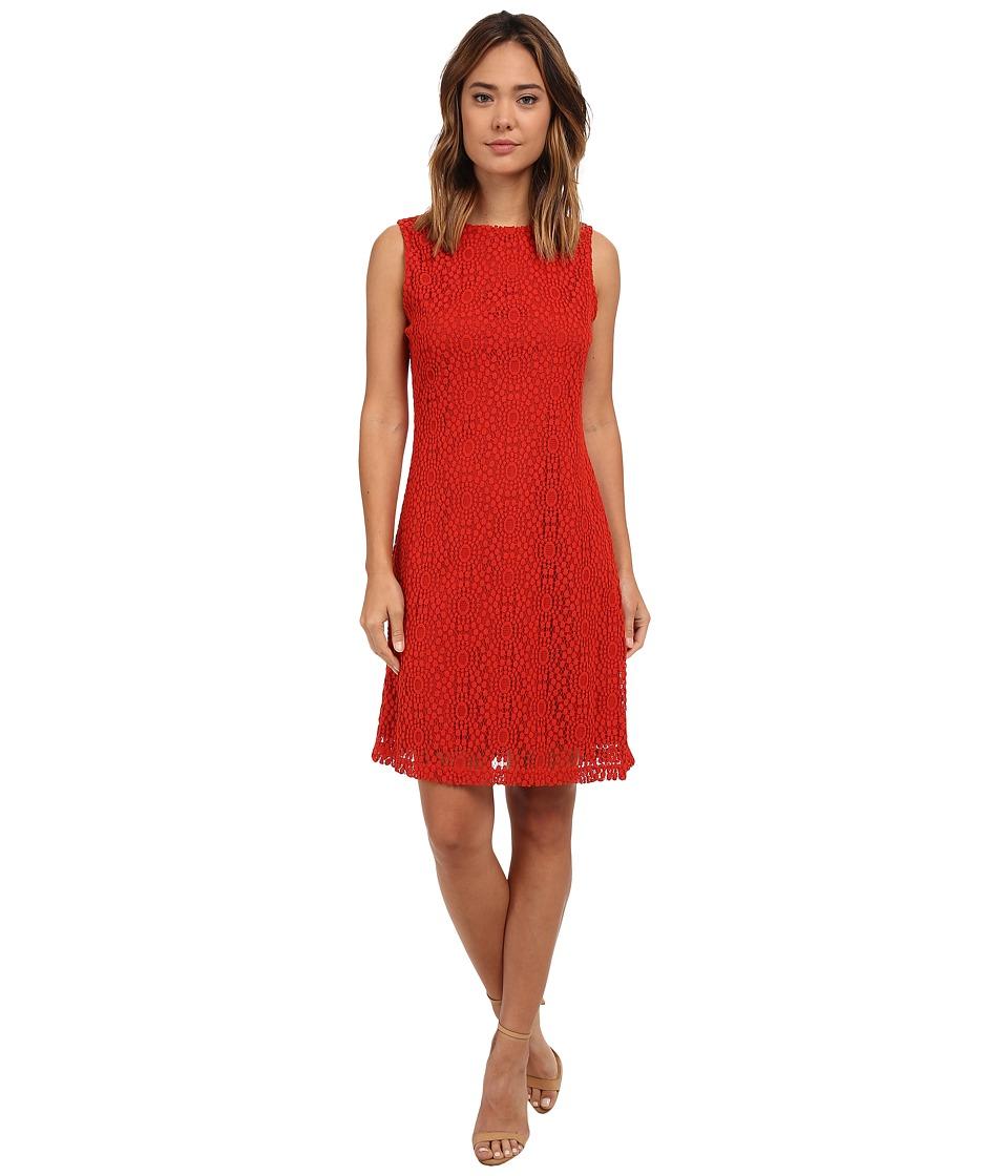 rsvp - Quinn Circular Lace Dress (Pumpkin) Women