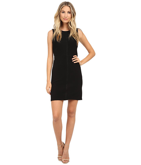 rsvp - Ivy Contour Dress (Black) Women's Dress