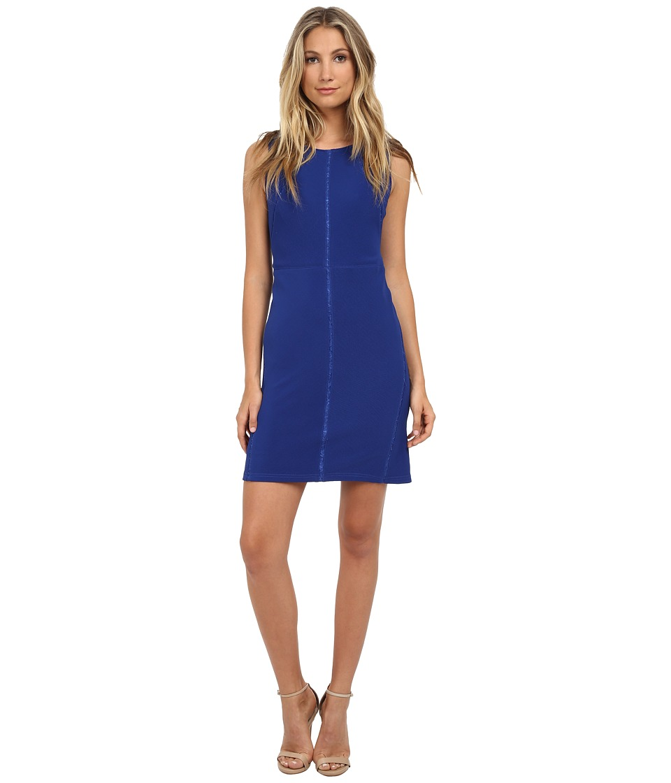 rsvp - Ivy Contour Dress (Navy) Women's Dress