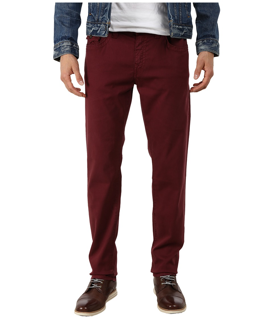 True Religion - Geno w/ Flap Twill in Broadway (Broadway) Men's Jeans