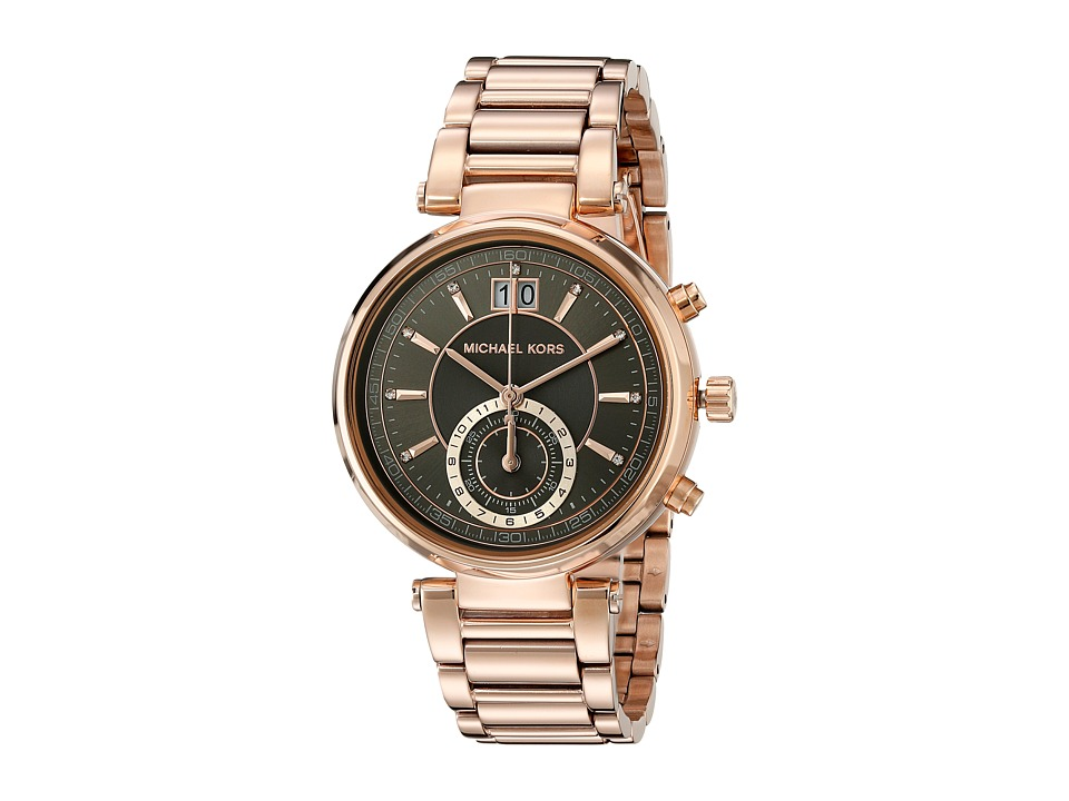 Michael Kors - Sawyer (MK6226 - Rose Gold) Watches